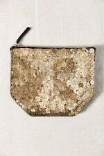 Urban Outfitters Ecote Beaded Zip Pouch