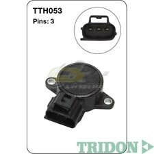 TRIDON TPS SENSORS FOR Daihatsu YRV 12/04-1.3L (K3-VE) DOHC 16V Petrol