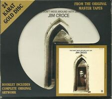 Croce, Jim 24 Karat Gold in a Bottle DCC Gold CD mit (with) Slipcase