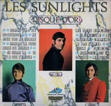 LES SUNLIGHTS FRENCH LP DISQUE D'OR