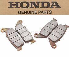 Honda Front Brake Pads Pad Set PC 800, VFR 750 F, ST 1100, CBR (Notes/Years)#R33