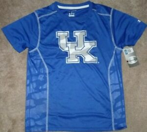 NEW NCAA Kentucky Wildcats T Shirt Youth Boys L Large 12 14 NEW NWT