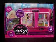 BARBIE IDESIGN SLIDE SORTER STYLIST DESIGNER & FASHION CARDS - NEW