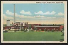 Postcard MAYFIELD Kentucky/KY  Pet Milk Company Factory/Plant view 1930's