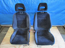 JDM 94 01 Honda Integra SIRG GSR DC2 SEDAN OEM Cloth Left Right Front Rear Seats