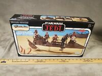 Star Wars Return of The Jedi Jabba The Hutt Tatooine Skiff Vehicle Bantha-II NEW