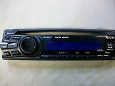 SONY CDX-GT09 STEREO DETACHABLE FACEPLATE ONLY  OEM