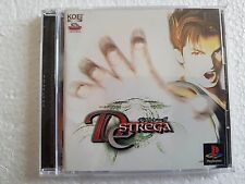 PSX SONY PLAYSTATION JAP NTSC DESTREGA - KOEI - NO SPINE