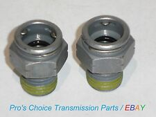 **PUSH-IN** Cooler Line Fitting Replacement Kit--Fits 4L60E 4L65E Transmissions