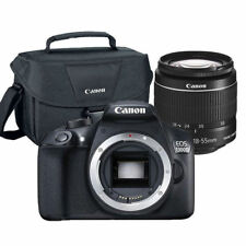Canon EOS 18mp DSLR Camera With 18-55mm Lens and Accessory Kit