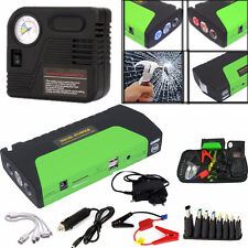 Car Power Jump Starter Output Voltage at Auto Charging for Mobile Phone Laptops