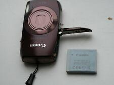 Canon IXUS 230 HS / PowerShot ELPH 310 HS 12.1MP Digital Camera - Gold