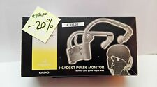 Casio Sport Monitor che controlla le pulsazioni mentre cammini: PULSIMETRO