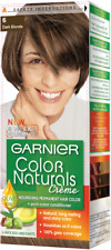 GARNIER COLOR NATURALS CREME NOURISHING PERMANENT HAIR COLOR 06 DARK BLONDE