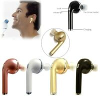 Mini Earbud Bluetooth Earphone Wireless Headset for iPhone Android Samsung LG