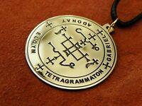 "Seal of the Archangel Gabriel, ""God is my strength"" Sigil of the Gabriel, amulet"