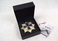 Replica WWII German military badge Iron Cross Memorial medal