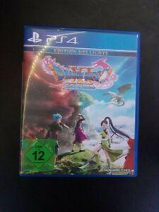 Dragon Quest XI (11) - Edition des Lichts - Playstation 4