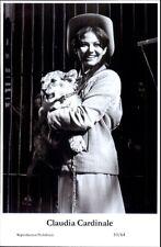 Beautiful Actress Claudia Cardinale 10/64 Swiftsure 2000 Postcard