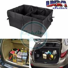1x Cargo Organizer Foldable Multi-purpose Storage Bag For Car Trunk SUV