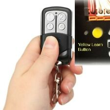 LiftMaster Garage Door Opener Key Chain Remote Transmitter Yellow Learn 4 Button