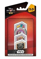 DISNEY INFINITY 3.0 STAR WARS TWILIGHT OF THE REPUBLIC POWER DISC PACK - NEW