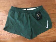 Mens Nike Flyvent AeroSwift Running Training Shorts 892897-323 Green Size 2XL