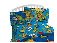 Nickelodeon Teenage Mutant Ninja Turtles Team Turtles Children's Twin Sheet Set