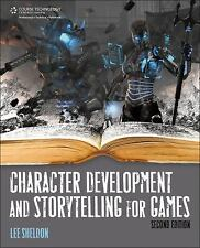 Character Development and Storytelling for Games (Paperback or Softback)