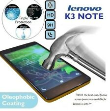 100% Genuine Tempered Glass Screen Protector A7000 K50 K50T5 for Lenovo K3 Note