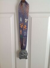 2017 Walt Disney world 5k marathon Pluto medal 3.1 miles