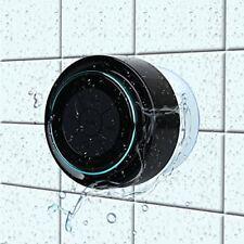 Bluetooth douche speakersshower Radio Avec FM, Imperméable Portable Douche parler