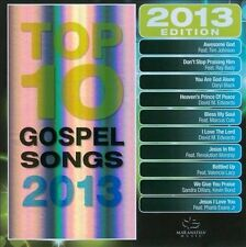 Maranatha!: Top 10 Gospel Songs 2013 by Various Artists (CD, 2012, Maranatha!)