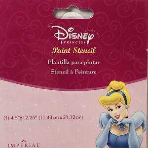 Disney Princess Pre-Cut Wall Paint Imperial Stencil