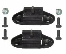 For Chevy GMC Oldsmobile Pair Set of 2 Front Torsion Mount Bars to Frame Moog