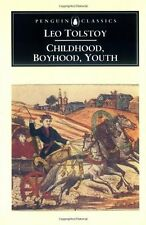 Childhood, Boyhood, Youth (Classics) By Leo Tolstoy, Rosemary Edmonds
