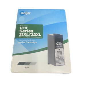 Replacement for Dell Series 21XL/22XL Black Inkjet cartridge - Meijer BRAND NEW