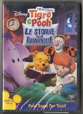 WALT DISNEY DVD - TIGRO E POOH LE STORIE DELLA BUONANOTTE - BIA 0171202 Z3A