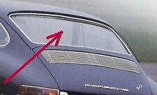 PORSCHE 911 912 1965-73 LUNOTTO POSTERIORE chiaro senza resisistenza