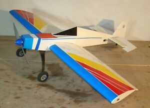 """Banshee"" A Radio Control Electric Power 3D Aerobatic Trainer"
