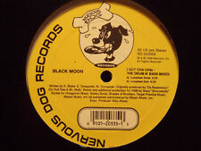 "BLACK MOON - I GOT CHA OPIN (DRUM N BASS REMIXES) (12"")  1998!!!  RARE!!!"