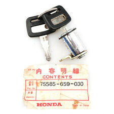 Honda Civic 1975 – 1977 Cylinder Front Door Lock NOS Genuine 75585-659-030