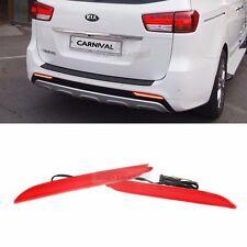 Surface Emission Rear Bumper 2Way Reflector for KIA 2015-2018 Sedona Carnival