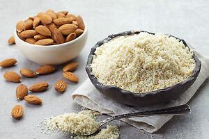 1 kg | Mandelmehl | weißes Mandelmehl | fein gemahlen
