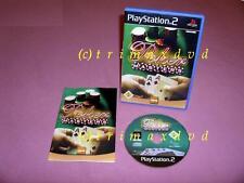 PS2 _ Poker Masters _ Erstausgabe sehr guter Zustand _ Über 1000 Spiele im SHOP