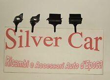 Tasselli laterali cofano motore Autobianchi Bianchina