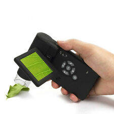 "Mobile Microscope 500X DigitalZoom Magnifer 5MP HD Camera Foldable 3"" LCD Screen"
