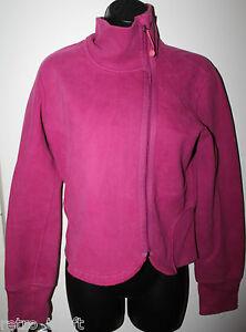 Lululemon Women's Pink Yoga Jacket unsure of size, please check dimensions