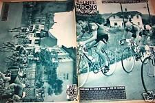 LE MIROIR DES SPORTS 1955 N 523 TOUR DE FRANCE