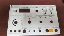 HP 8558B Option 002 Spectrum Analyzer Front Panel